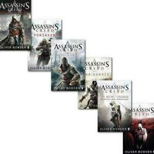 Assassins Creed 6 Books Collection Set NEW