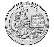 2017 ELLIS ISLAND NJ P&D SET - AVAILABLE NOW