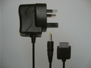 UK AC Adapter Wall Plug Charger Power Supply For Sony PSP & PS VITA Console