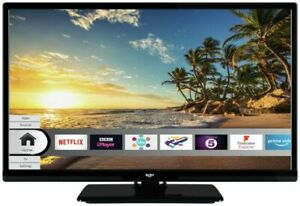 Bush DLED24HDSDVD 24in Smart HD Ready TV with DVD Player - Black