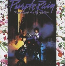 Prince and The Revolution - Purple Rain Soundtrack CD German 7599251102 FASTPOST