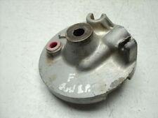 Yamaha PW50 PW 50 #5048 Front Braking Backing Plate