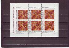 Portogallo-sgms1973 MNH 1984 TASSELLI 14A serie-facciata che copre