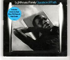 (HI650) Lighthouse Family, Question of Faith - 1998 CD