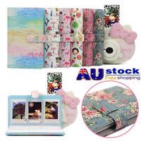 AU 96 Pockets Photo Album Storage for Fujifilm Instax Mini 8/9/7s/7C/25/70/90