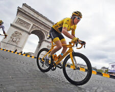 Geraint Thomas Tour de France Winner 2018 Arc 10x8 Photo