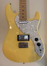 Fender Pawn Shop 70s Stratocaster 2012 Strat Vintage White Butter Yellow