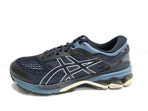 Asics Gel Kayano 26 Mens Running Shoes Blue Size 10.5 EE
