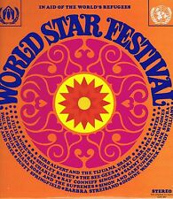 "WORLD STAR FESTIVAL Various Artist CSS 867 Vinyl 12"" LP 33 Album EX Stereo 1969"