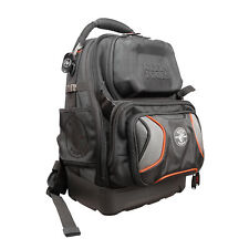 Klein Tools 55485 Backpack Tool Bag, 48 Pockets for Hand Tools, Heavy Backpack