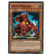 CARTA YU-GI OH - VERME WARLORD - HA03-IT053 - FOIL  - RARA - IN ITALIANO