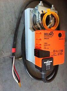 BELIMO NM24A, air damper actuator 10Nm, 24VAC/DC, Free UK postage......