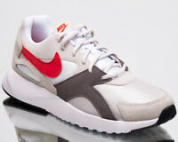 Nike Pantheos Men New Shoes Grey Red White Mens Lifestyle Sneakers 916776-004