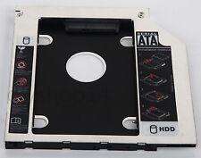 NEW 2nd SATA HDD SSD Hard Drive Caddy for Lenovo IdeaPad Z500 Z500t Z510 Z510t