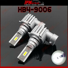HB4 9006 Set Led Light Bulbs Xenon Bright White Headlight Dipped Low Beam Canbus
