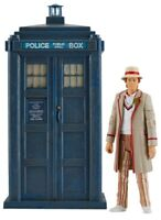 Doctor Who - Fifth Doctor & TARDIS Castrovala-CHA07247-CHARACTER GROUP