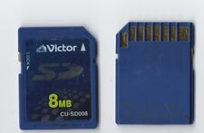 8MB SD Memory Card for Industrial device test