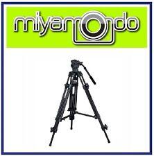 Buffalo VT-700 Professional Video Fluid Head Tripod