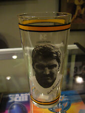 1976 Andy Russell Pittsburgh Steelers Arby'S Drinking Glass