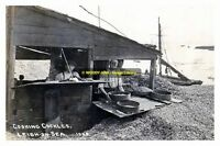 rp13920 - Cooking Cockles at Leigh-on-Sea , Essex - photograph 6x4