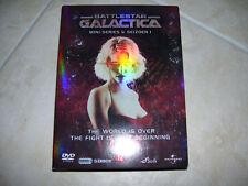 Battlestar Galactica - Pilot & Seizoen 1  5- DVD Season