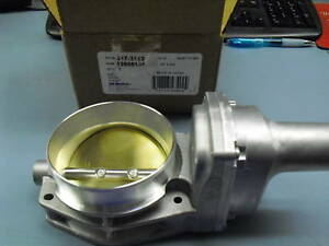 NEW GM 12605109 Gold LS3 LS7 L99 90mm Throttle Body Corvette Camaro SS Z06 G8