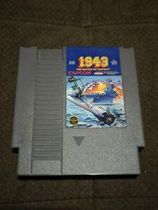 1943 NES Original Nintendo Authentic Works