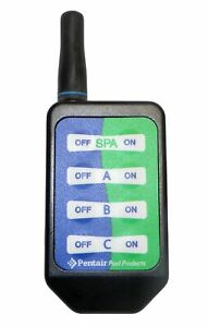 Pentair 520129 QuickTouch 4-Function Handheld Wireless Remote Replacement