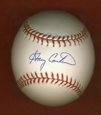 Gary Carter Signed Auto Official Major League Allan Selig Baseball PSADNA
