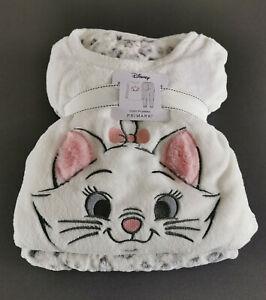 Disney Aristocats Marie Damen Fleece Pyjama Schlafanzug Hausanzug Warm XS-XL