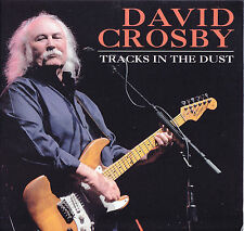DAVID CROSBY Tracks in The Dust 2CD Live Santa Barbara USA Jan 2014 CSN CSNY CPR