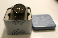 Fossil FS5403 The Commuter Chronograph Brown Men's Watch