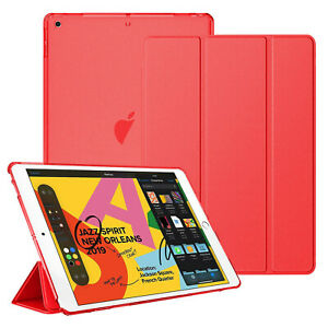 """iPad 10.2"""" Smart Case For 2020 Apple 7th-8th Generation Slim Leather Stand Cover"""