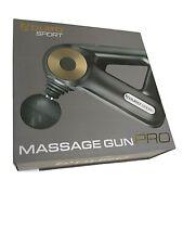 Aduro Sport Massage Gun Pro w/ 12 Interchangeable Heads VHTF