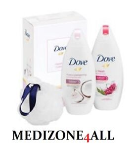 Dove HAPPINESS Collection Duo Gift Set Christmas Gift FREE P&P + FAST DISPATCH