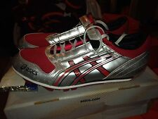 DS Asics Cyber Jump Beijing Mens Track & Field Mens Track Spike Shoes Size 10