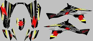 suzuki ltz 400 09 -14 graphics kit