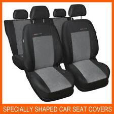 TAILORED SEAT COVERS for Peugeot 407   FULL SET  (220P2)