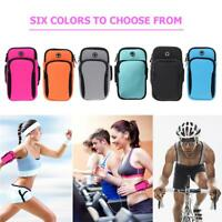 Outdoor Portable Sports Wrist Arm Band Bag Pouch Mobile Cell Phone Holder Wallet