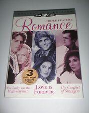 Romance - Triple Feature (DVD, 2005, 3-Disc Set, Digipak)