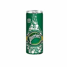 3 x 24 Perrier Sparkling Water 330 ml Cans (72 Total)
