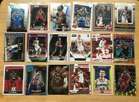 HUGE 18 Card Basketball Lot, Prizm, Select, Silver, Rookies, Stars, Inserts +