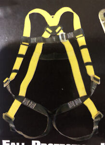 3M 10910-FI Safelight Harness Back D Universal Size. 310 Lb Rated
