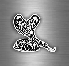 Sticker adesivi adesivo moto auto jdm bomb tuning casco tribale serpente boa r4