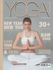 Yoga Magazine Issue 9 January 2019