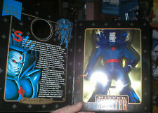 MR. SINISTER MARVEL FAMOUS COVERS SERIES.. NEVER OPENED. CLOTH CLOTHING.
