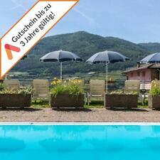Urlaub Italien Trentino 8 Tage 2 Pers. Hotel alle Piramidi Wellness Gutschein