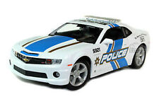 1:18 Maisto 2010 CHEVY CAMARO SS RS POLICE CAR