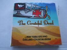 the grateful dead new years eve 1990 oakland coliseum  box 3 cd radio broadcast