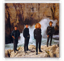 HEROES DEL SILENCIO - EL MAR NO CESA LP COVER FRIDGE MAGNET IMAN NEVERA